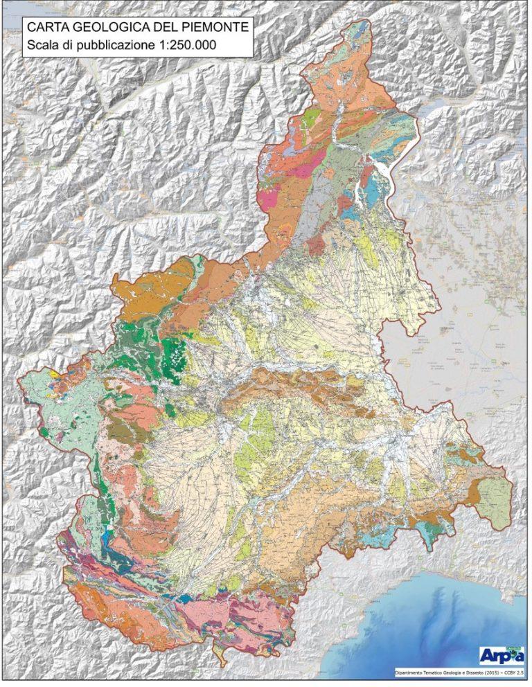 piemonte soil